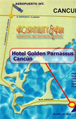 Hotel Golden Parnassus Cancun All Inclusive