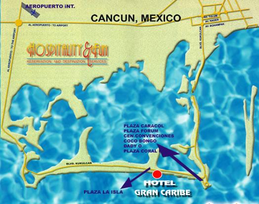 Gran Caribe Real Resort Amp Spa Canc 250 N Hoteles